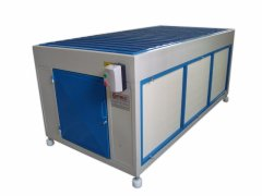 Aspirated Sanding Table