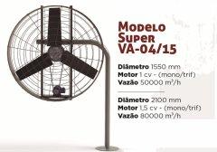 Ventilador - Super VA-04/15
