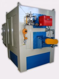 Horno pequeño - Calefacción de gas