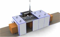 Secador(Estufa) para Madeira - EVSV (Dispensa Caldeira)