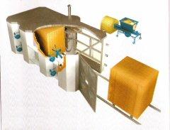 Secadora de madera (invernadero) - EVL (dispensación de calderas)