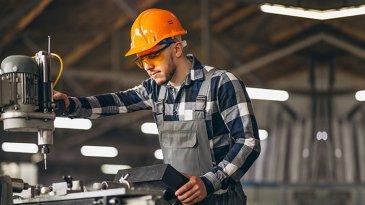 Setor de máquinas e equipamentos teve alta de 1,5% no faturamento de fevereiro