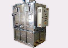 Calefacción eléctrica de invernadero - Esterilización