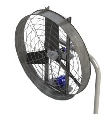 Ventilador para Leiteria - Super VA